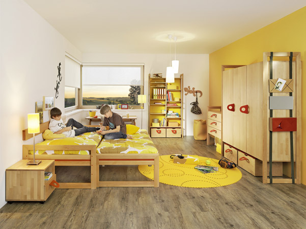 Am nagement chambre d 39 enfant for Meubles lagrange