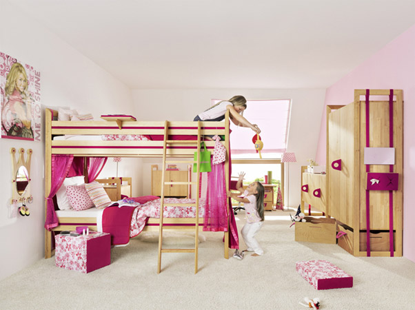 am nagement chambre d 39 enfant. Black Bedroom Furniture Sets. Home Design Ideas