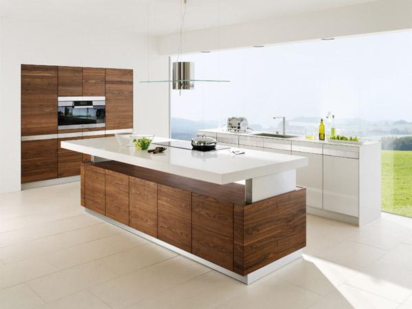 cuisine team 7 - meubles lagrange - Meuble Cuisine Ilot Central