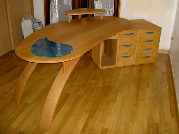 galerie bureaux meubles lagrange. Black Bedroom Furniture Sets. Home Design Ideas