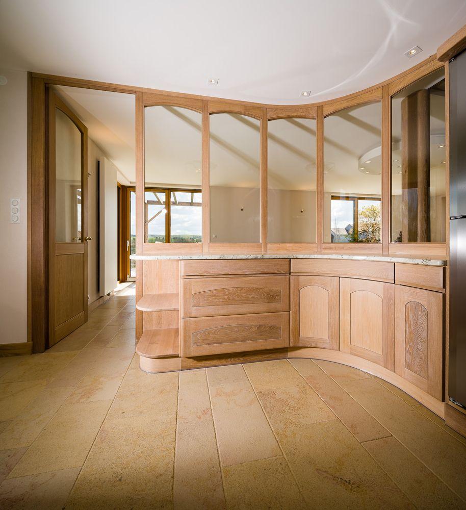 Porte Cuisine Montée Sur Cadre galerie cuisines - meubles lagrange